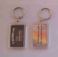 Key holder Transparent